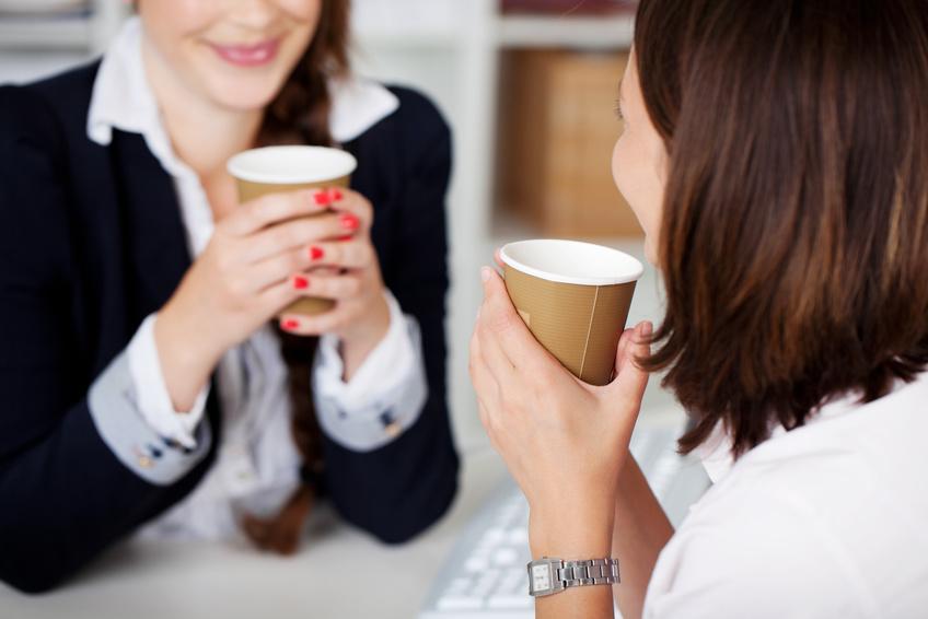 La pause café, entre détente et booster