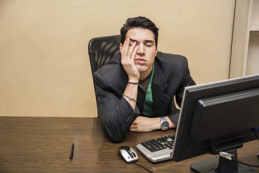 La dépression ou le burn-out touche un salarié sur quatre