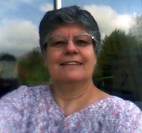 Brigitte Miché, responsable des bénévoles au Restos du coeur
