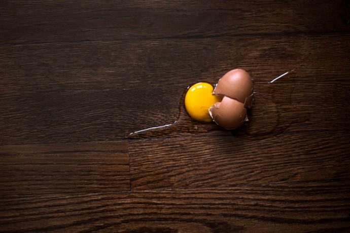 """""""On ne fait pas d'omelette sans casser des œufs"""""""