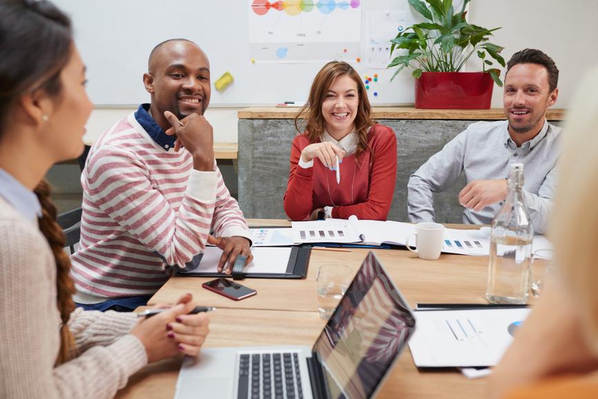 Les nouveaux modes d'organisation du travail ont un impact positif
