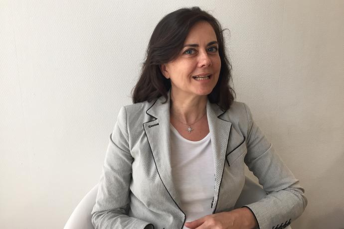 Fabienne Danzé,sociologue et psychosociologue du travail