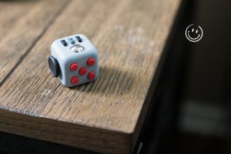 Fidget cube, un gadget antistress pour ceux qui ont la bougeotte