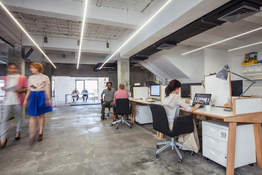 L'aménagement du bureau est essentiel pour le bien-être