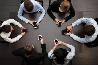 Mettre notre smartphone hors de portée ferait gagner 26 % de productivité