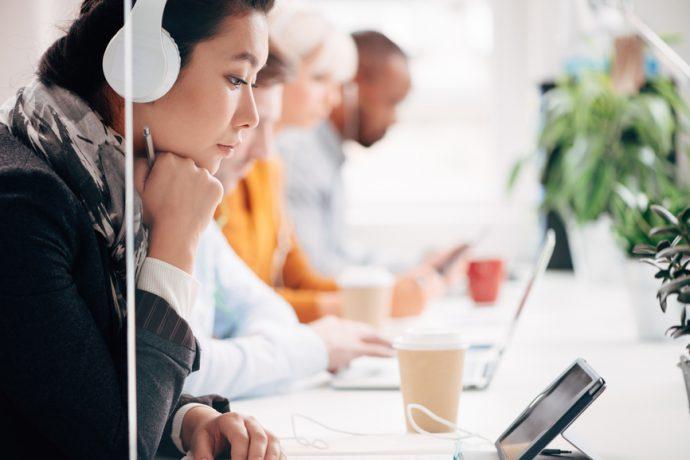 Les salariés perdraient 30 minutes par jour à cause du bruit