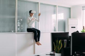 La réalité virtuelle au service des RH