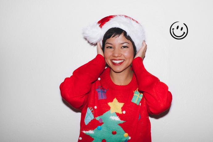 Avez-vous votre «pull moche de Noël»?