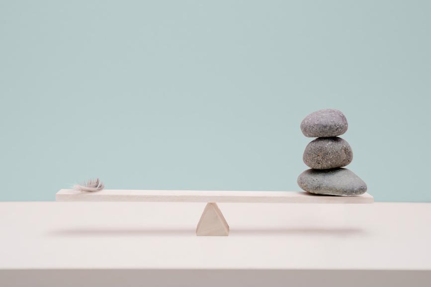 Trouvez l'équilibre de votre engagement