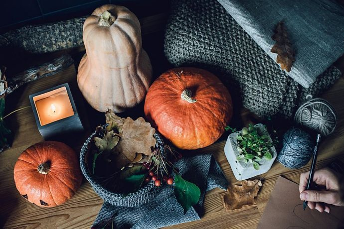 Fêter Halloween au bureau