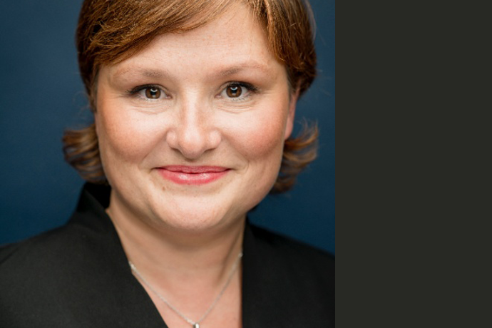 Anne-Sophie Tuszynski, fondatrice de Cancer@Work