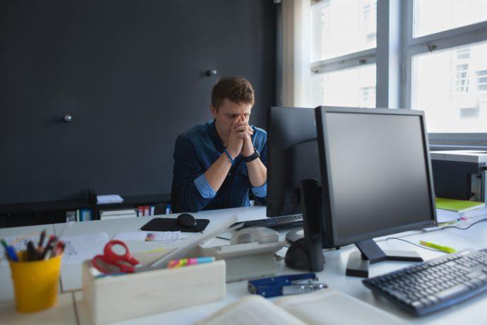 Anxiété et stress au travail