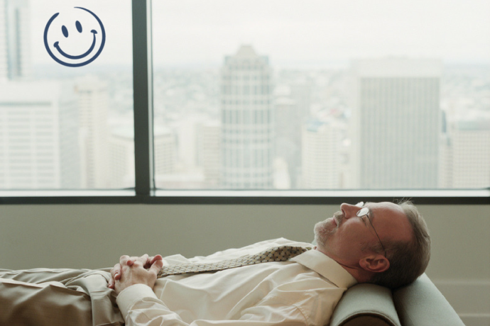des gadgets pour faire la sieste au bureau mieux. Black Bedroom Furniture Sets. Home Design Ideas