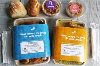 FoodChéri, des repas équilibrés livrés au travail