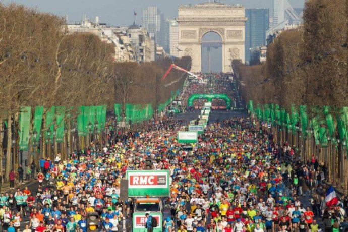 Marathon de Paris - Sodexo