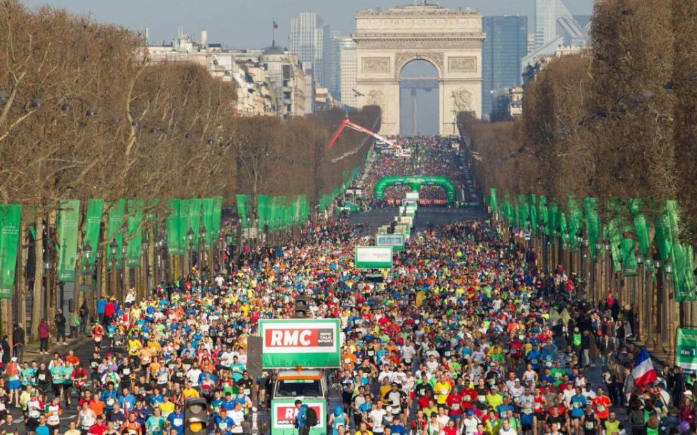 Comment le marathon de Paris a boosté notre QVT