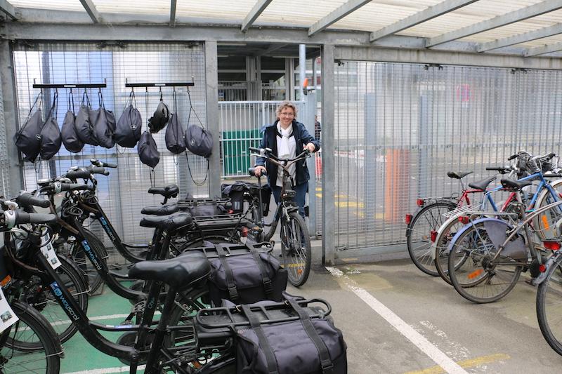 La Banque Postale : pourquoi Rennes mise sur le vélo ?