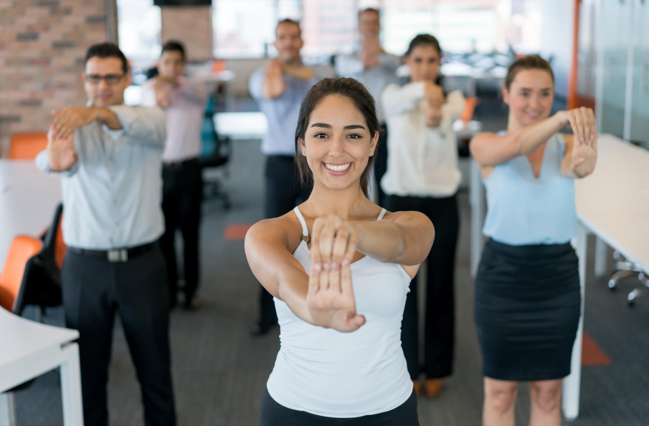 Sport en entreprise : des spécialistes à votre service