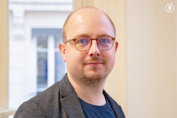 Le télétravail est un facteur de motivation et d'attractivité RH. Retour d'expérience avec Cédric Bidet, dirigeant de l'agence Web^ID.