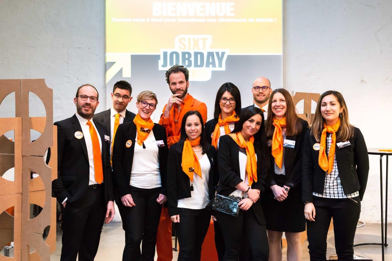Sixt France / Sodexo : la digitalisation au service de la QVT