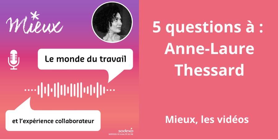 [Vidéo] : 5 questions à Anne-Laure Thessard